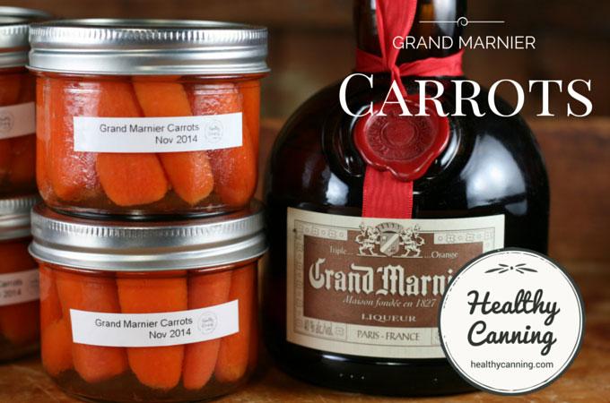 Grand marnier carrots 005