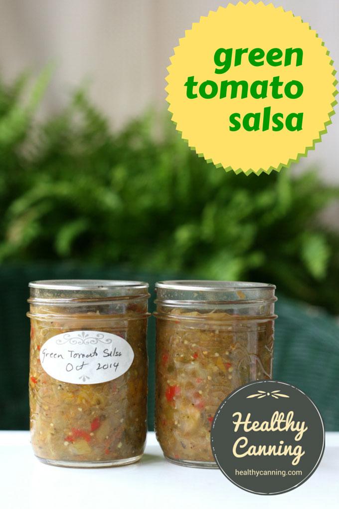 Green Tomato Salsa 001