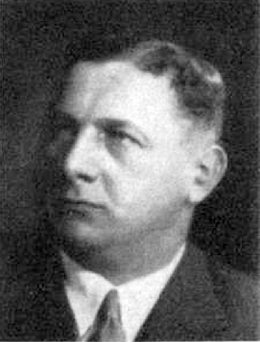 Albert Hackelsberger (1893 to 1940)