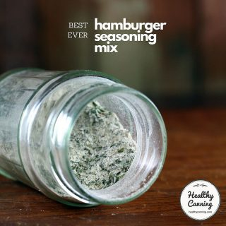 Hamburger Dry Mix DIY