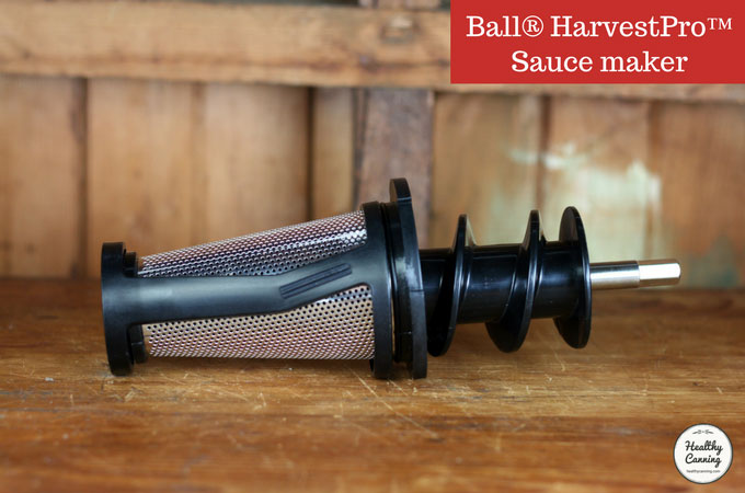 Ball Harvestpro Sauce Maker Healthy Canning