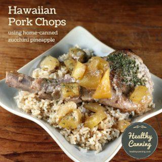 Hawaiian Porkchops