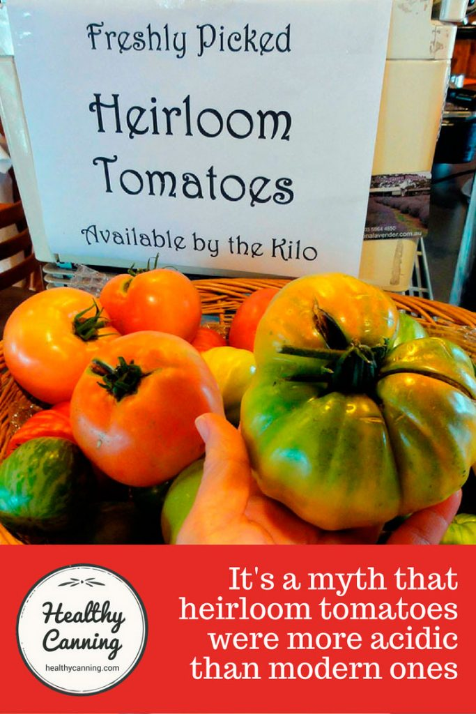 Heirloom Tomatoes. Image credit: wunee / morguefile.com.