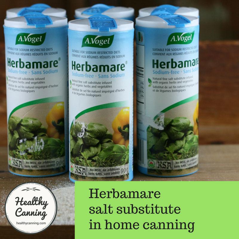 Herbamare® Salt Substitute
