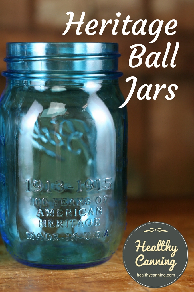 Heritage Ball Jars