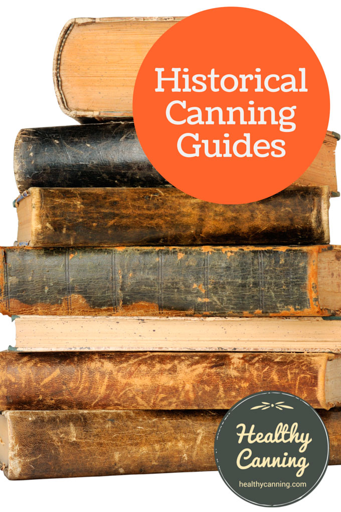 Historical Canning Guides