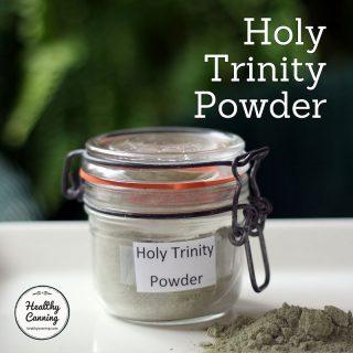 Holy Trinity Powder