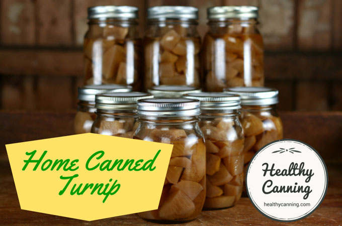Home Canned Turnip 001