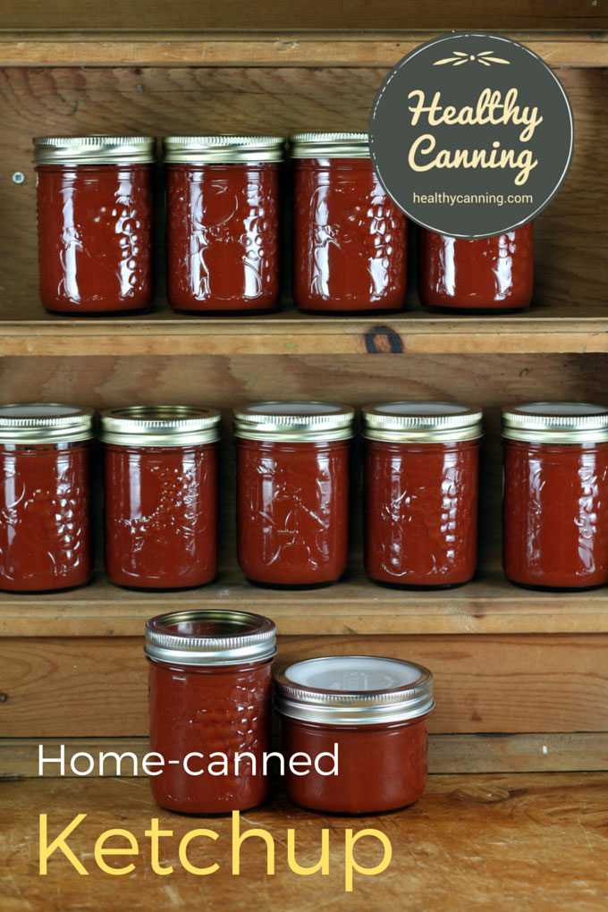 Home-canned ketchup 001