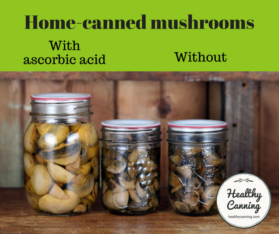 canning mushrooms healthy canning