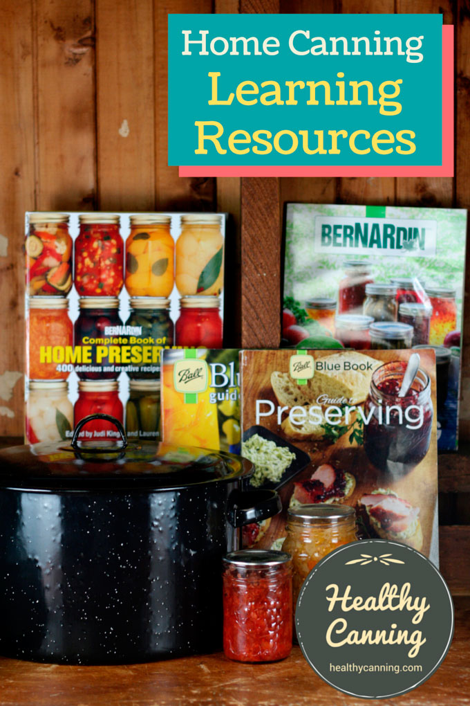Learning resources for home canning healthy canning learning resources for home canning forumfinder