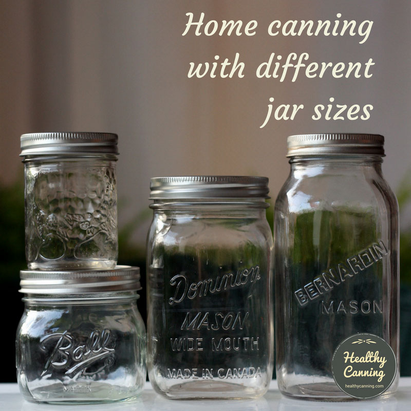 Jars Healthy Canning