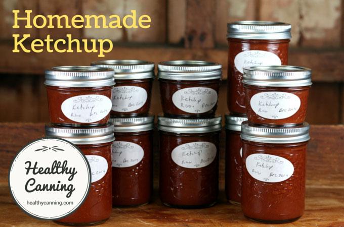 Homemade ketchup 010