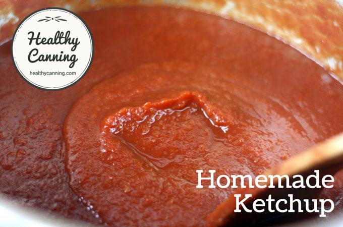 Homemade ketchup 012