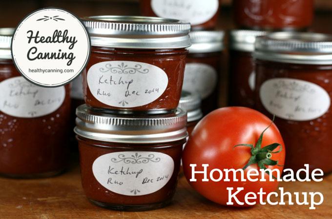 Homemade ketchup 014
