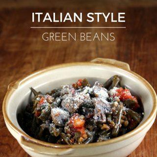 Italian-Style Green Beans