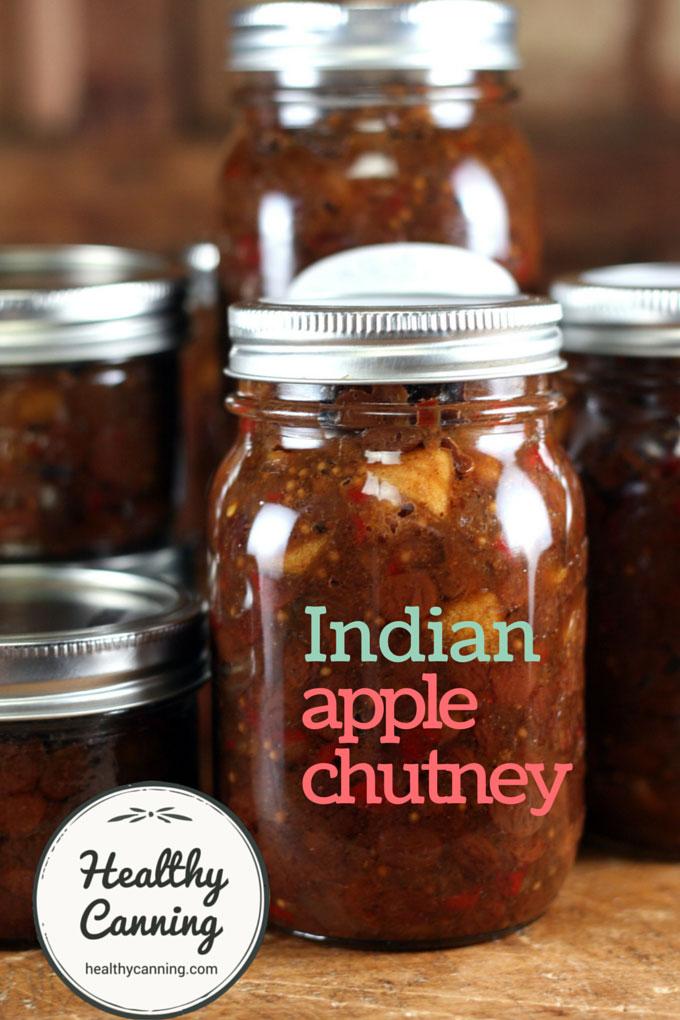 Indian Apple Chutney 001