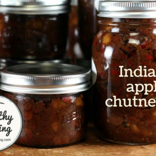 Indian Apple Chutney