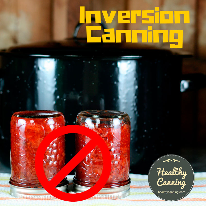 Inversion Canning