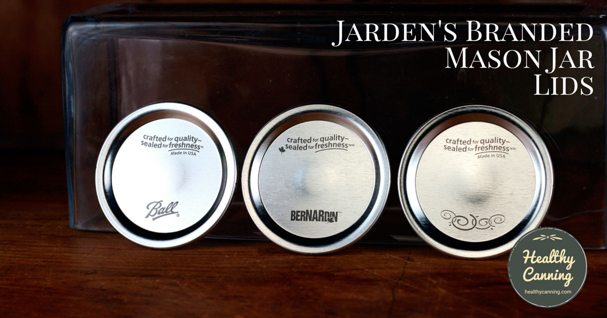 ball mason jar lids