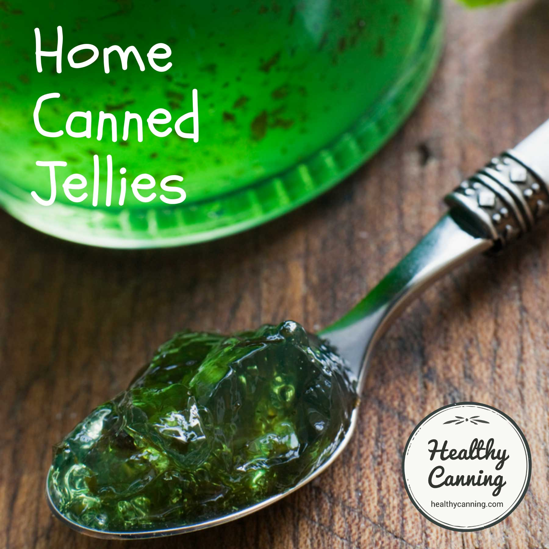 Home-canned Jelly