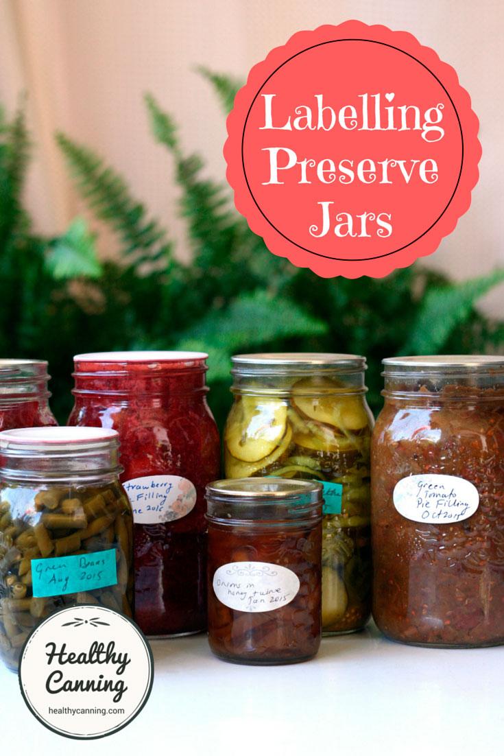 Labelling-Preserve-Jars