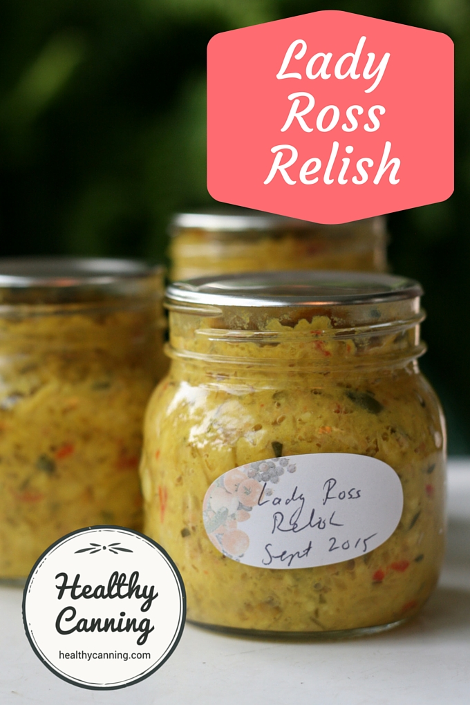 Lady Ross Relish 1001