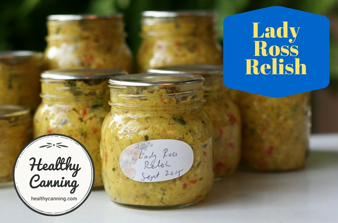 Lady Ross Relish 1004