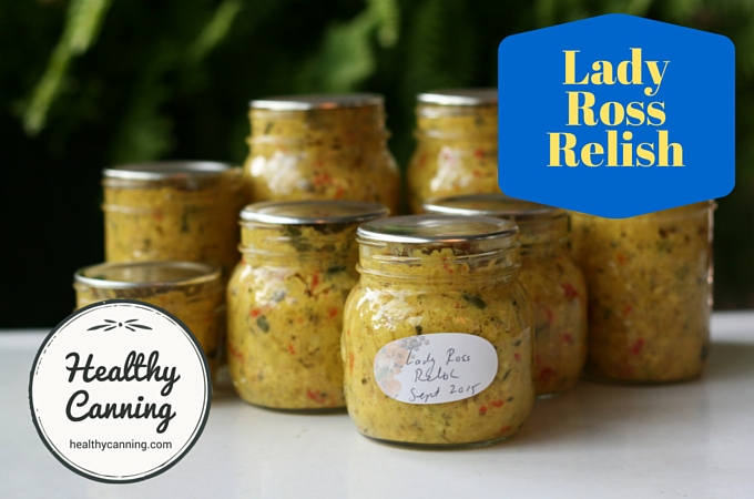 Lady Ross Relish 1005