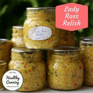 Lady Ross Relish