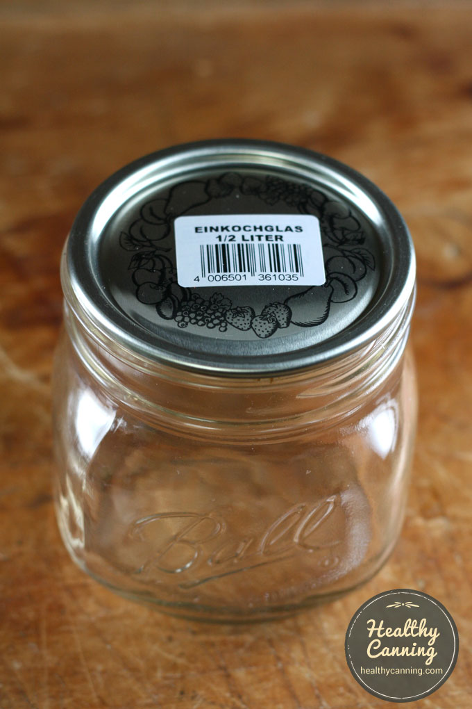 Leifheit lids fit Jarden wide-mouth jars perfectly.