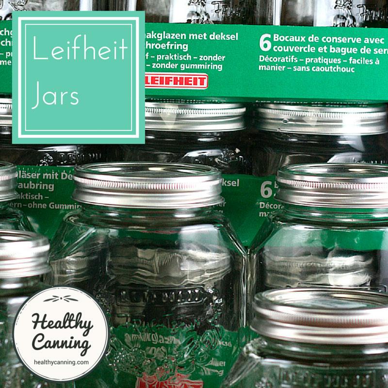Leifheit Jars
