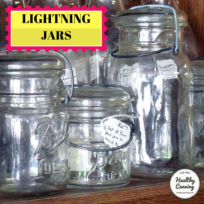 Lightning Jars
