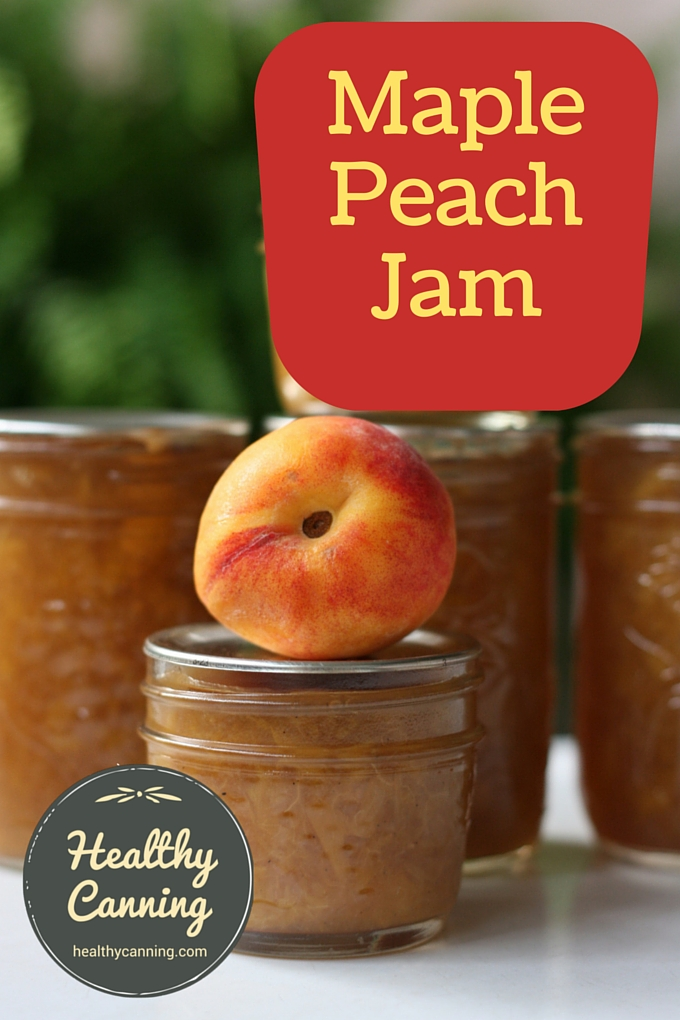 Maple Peach Jam 1002