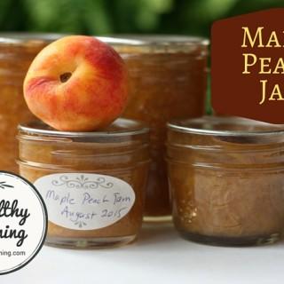 Maple Peach Jam 1003