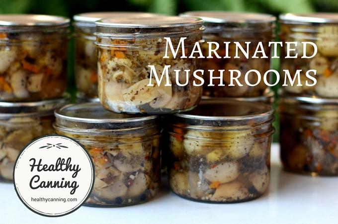 Marinated Mushrooms 2004