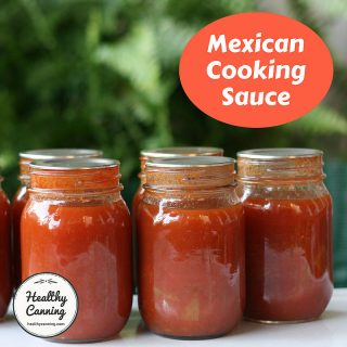 Mexican Cooking Sauce