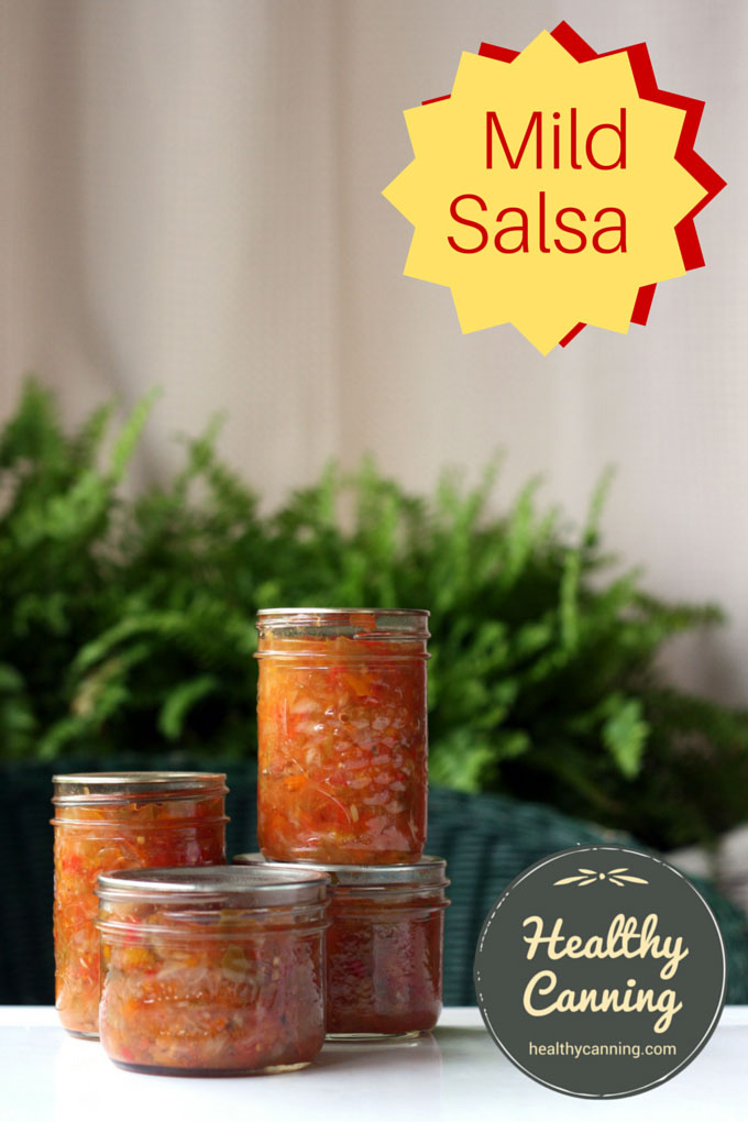 Mild Salsa 004