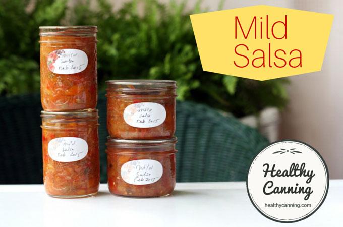 Mild Salsa 012