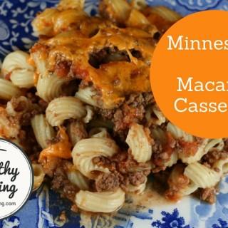 Minnesota Mix Macaroni Casserole 2006