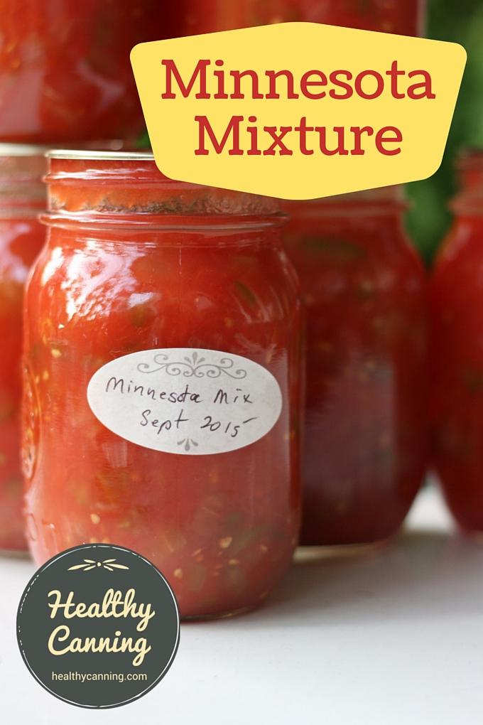Minnesota Mixture 1001