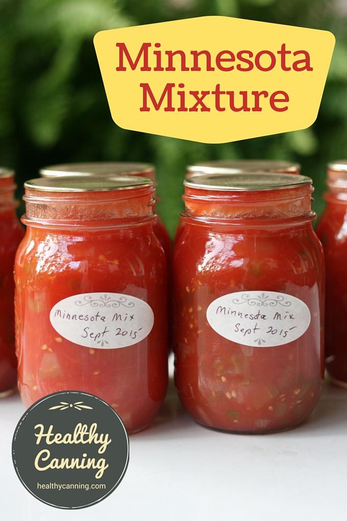 Minnesota Mixture 1002