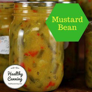 Mustard bean