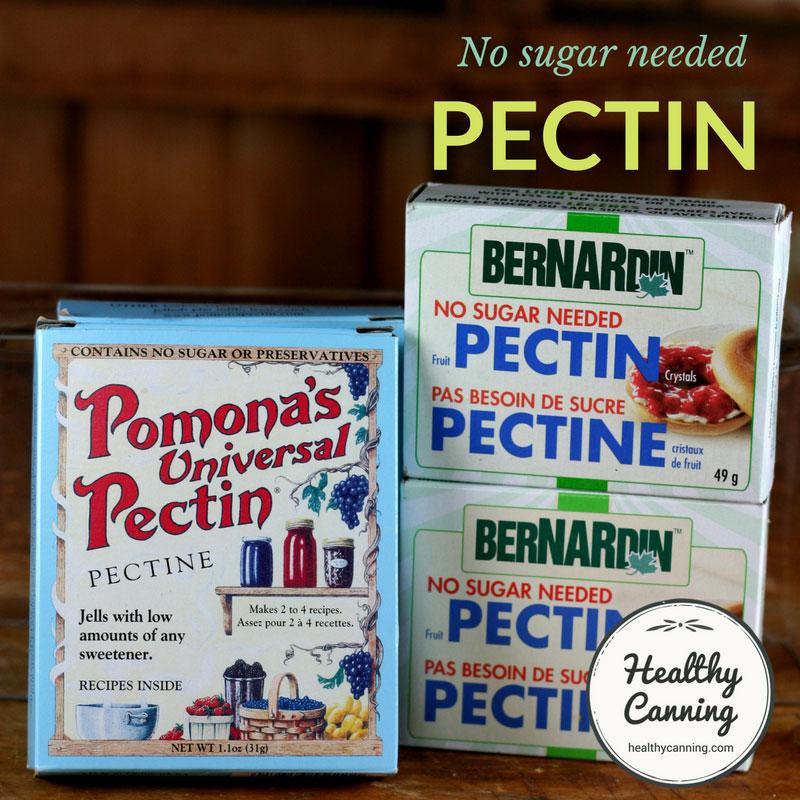 No Sugar Needed Pectins