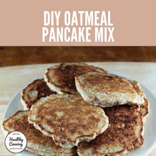 Oatmeal Pancake DIY Mix