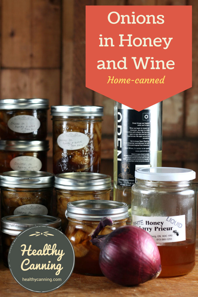 Onions in honey and wine 002