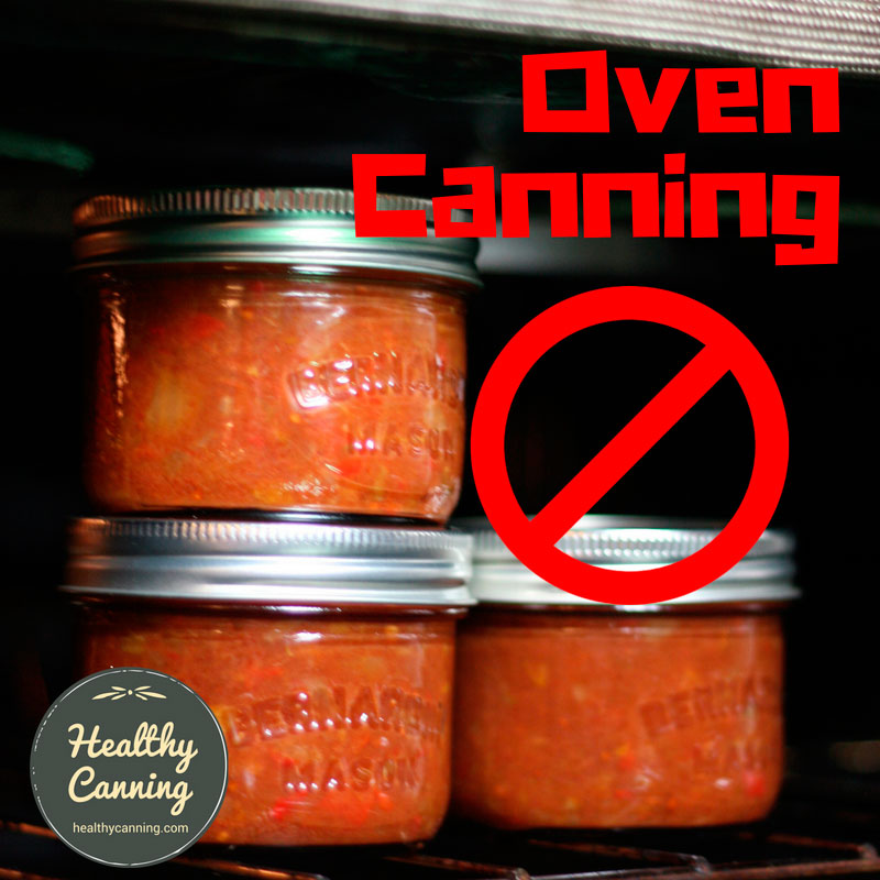 Oven Canning