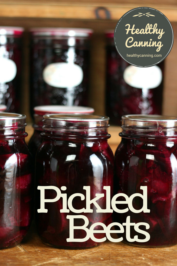 Pickled Beets 003