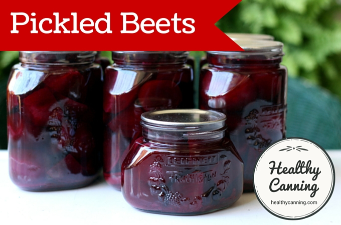 Pickled Beets 2002
