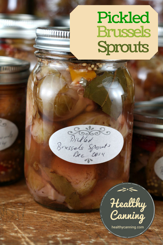 Pickled Brussels Sprouts 001